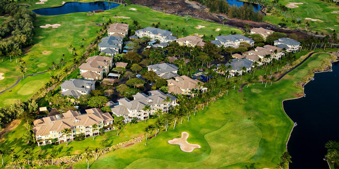 Fairway Villas Waikoloa Beach Resort